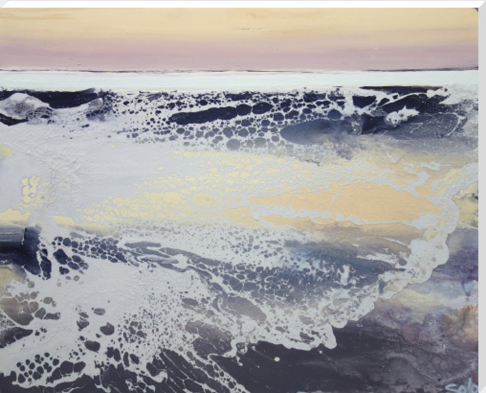 Seascape Canvases by Michael Sole