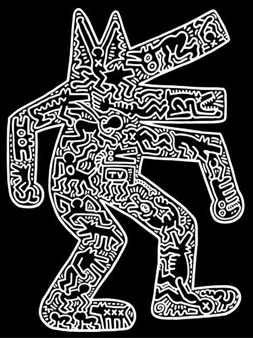 Keith Haring Posters UK