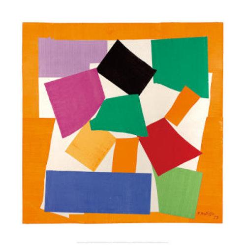 The Snail Print by Henri Matisse