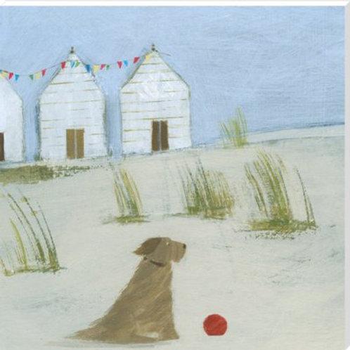 Still Waiting Canvas by Hannah Cole