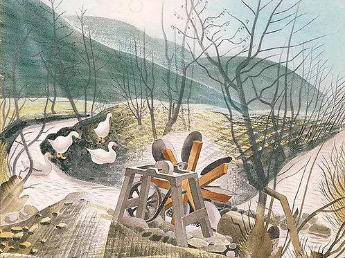 Eric Ravilious Art Prints UK