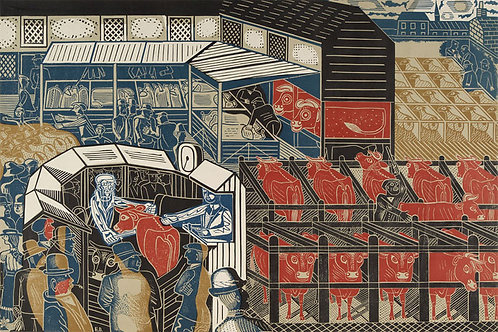 Limited Edition Prints Edward Bawden