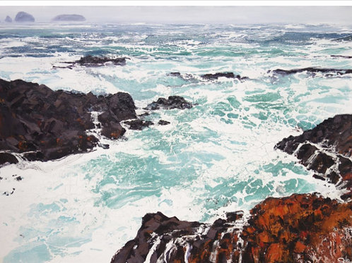 Iona Paintings Michael Cole