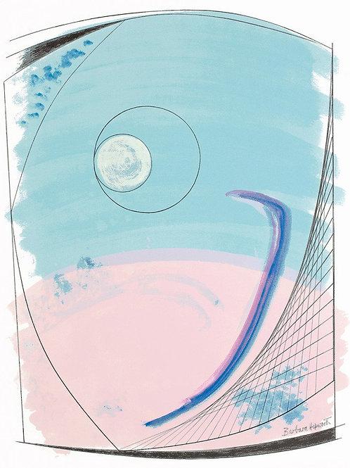 Winter Solstice Art Print by Barbara Hepworth