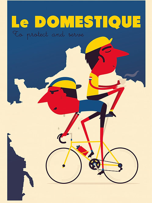 Tour De France Cycling Prints