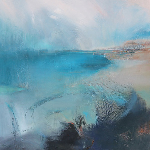 Rapport Canvas by Kathy Ramsay Carr