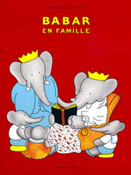 Babar Posters by Jean and Laurent de Brunhoff