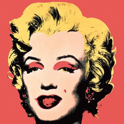 Andy Warhol Pop Art Marilyn Prints