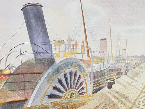 Watercolour Paintings Eric Ravilious