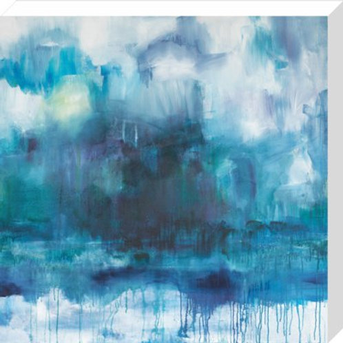 Stornoway Canvas by Bluebellgray