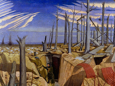 John Nash Prints - The Landscape of Love and Solace