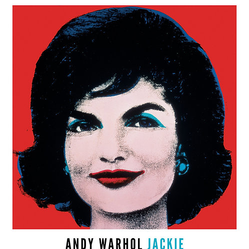 Jackie Kennedy Art Print by Andy Warhol