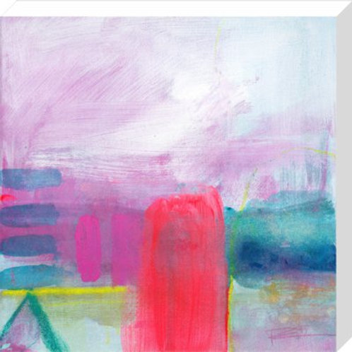 Treslaig Canvas by Bluebellgray