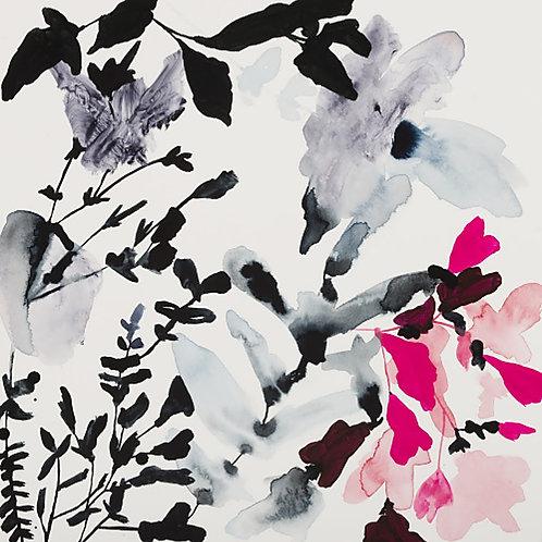 Moonflower Print by Jen Garrido