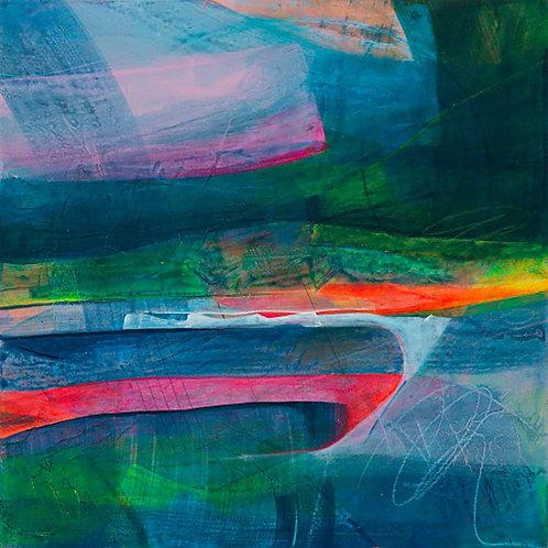 Artist Faye Bridgwater