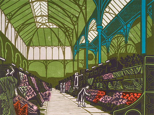 Linocuts by Edward Bawden