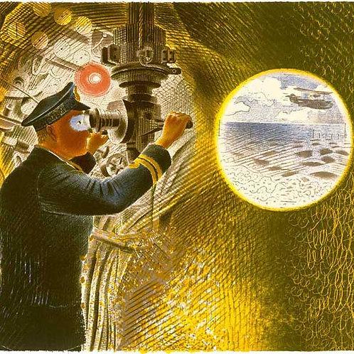 Submarine Paintings Eric Ravilious
