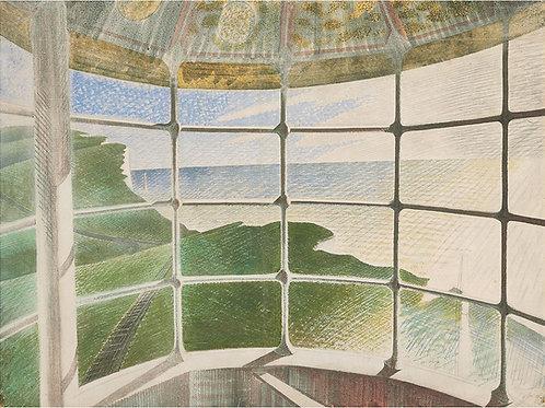 Belle Tout Lighthouse Art Print