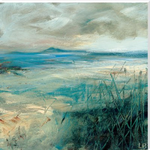 Seagrass Canvas by Lesley Birch