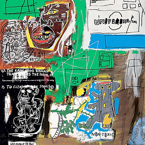 Jean Michel Basquiat Posters UK