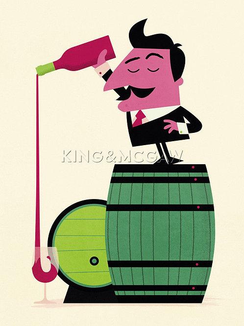 Wine Posters UK