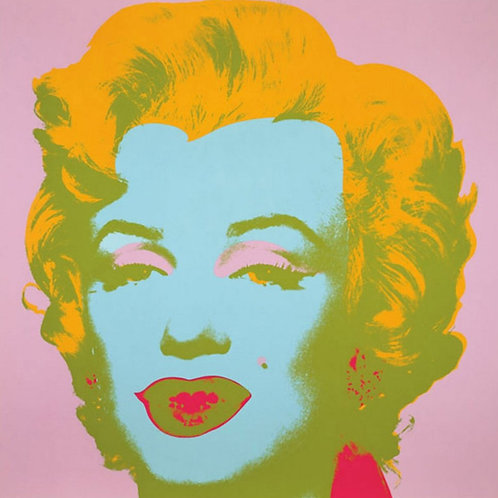 Andy Warhol Marilyn Prints UK