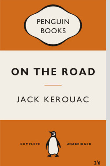 On the Road Penguin Book Cover