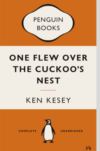 One Flew Over the Cuckoo's Nest Penguin Cover
