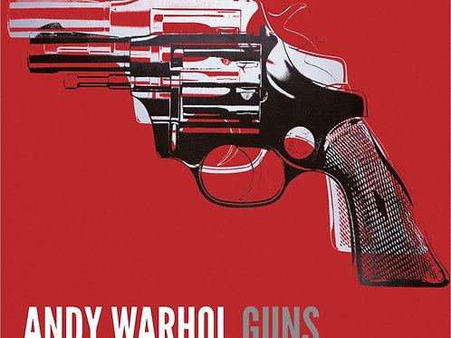 Andy Warhol Guns Print