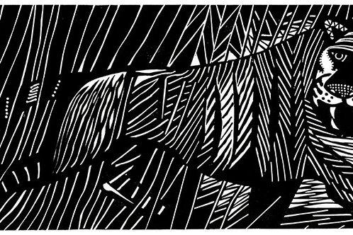 Tyger, Tyger! Limited Edition Print by Edward Bawden