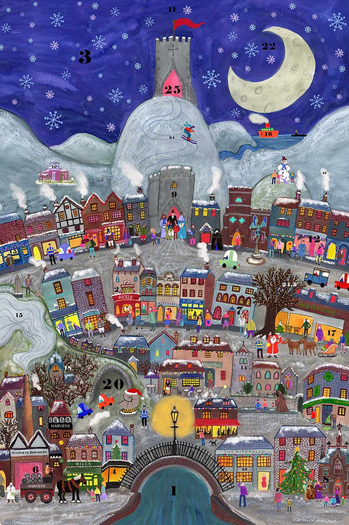 Lewes Advent Calendar