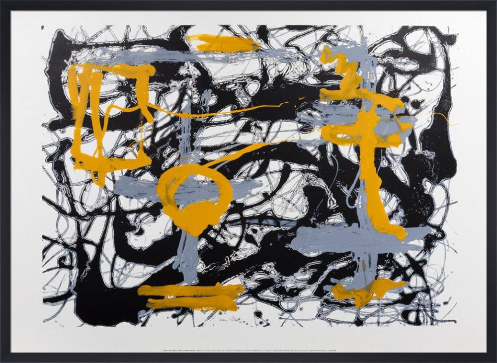 Jackson Pollock Drip Paintings
