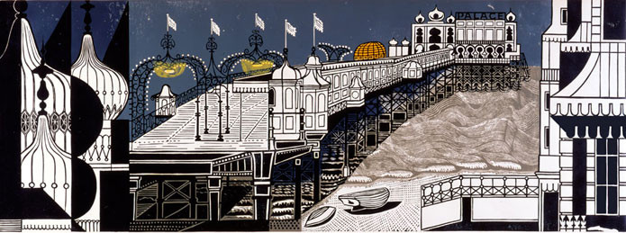 Buy Edward Bawden Limited Edition Prints at The Fine Art Company