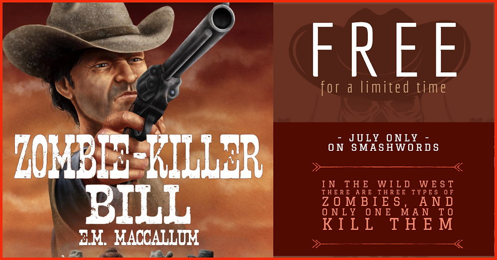 Smashwords - Zombie-Killer Bill