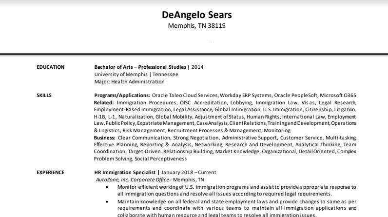 DeAngelo Sears