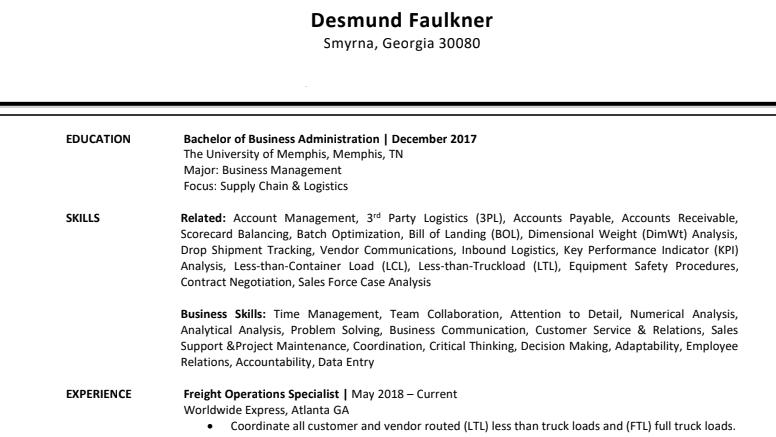 Desmund Faulkner