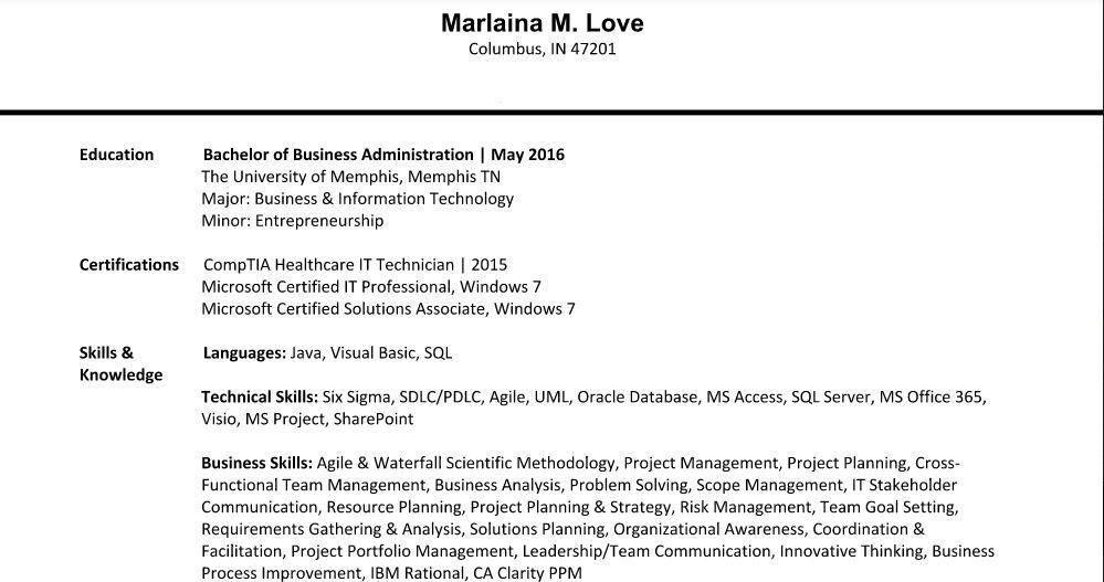 Marlaina Love