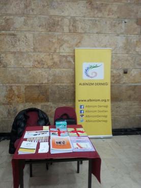 2. Uluslararası katılımlı Nadir Hastalıklar ve Yetim İlaç Sempozyumun'daydık!