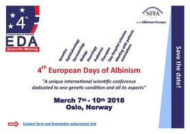 4. Avrupa Albinizm Günleri Duyurusu