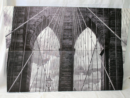 Two Piece Brooklyn Bridge