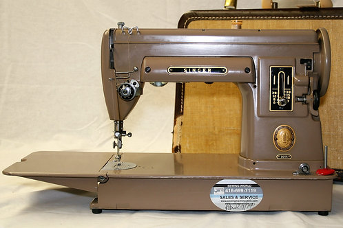 Singer Sewing Machine Model 301A