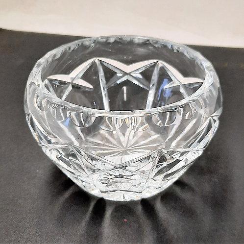Small Textured Round Vase