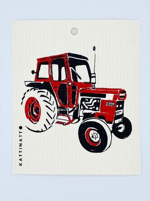 Swedethings Swedish Dish Cloth - Grandpa's Tractor