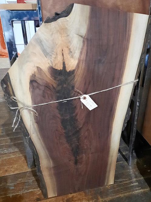 Large Unique Walnut Charcuterie Board
