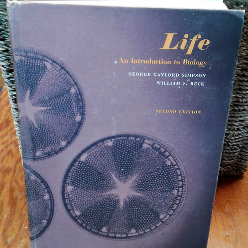 Life - An Introduction to Biology