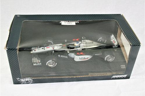 2000 Mika Hakkinen F1 McLaren Die Cast