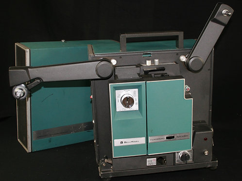 Bell + Howell 16mm Projector with Sound