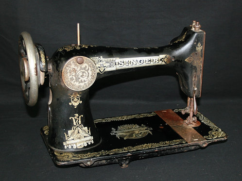 Singer Antique Treddle Machine - Non Operational