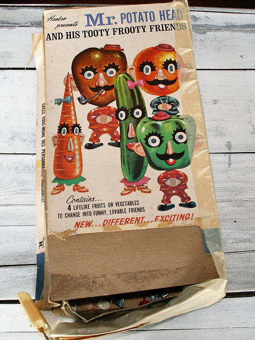 Mr. Potato Head with Tooty Frooty Friends