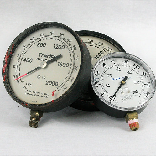 Assorted Gauges